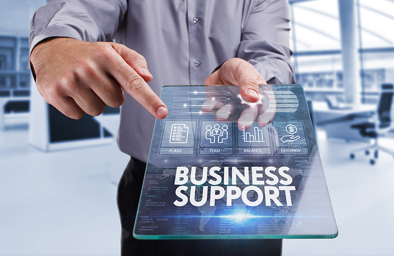 Business Support & Membership