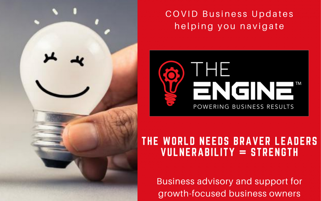 Mental Health Awareness Week – Showing vulnerability is the strongest and boldest act of business leadership
